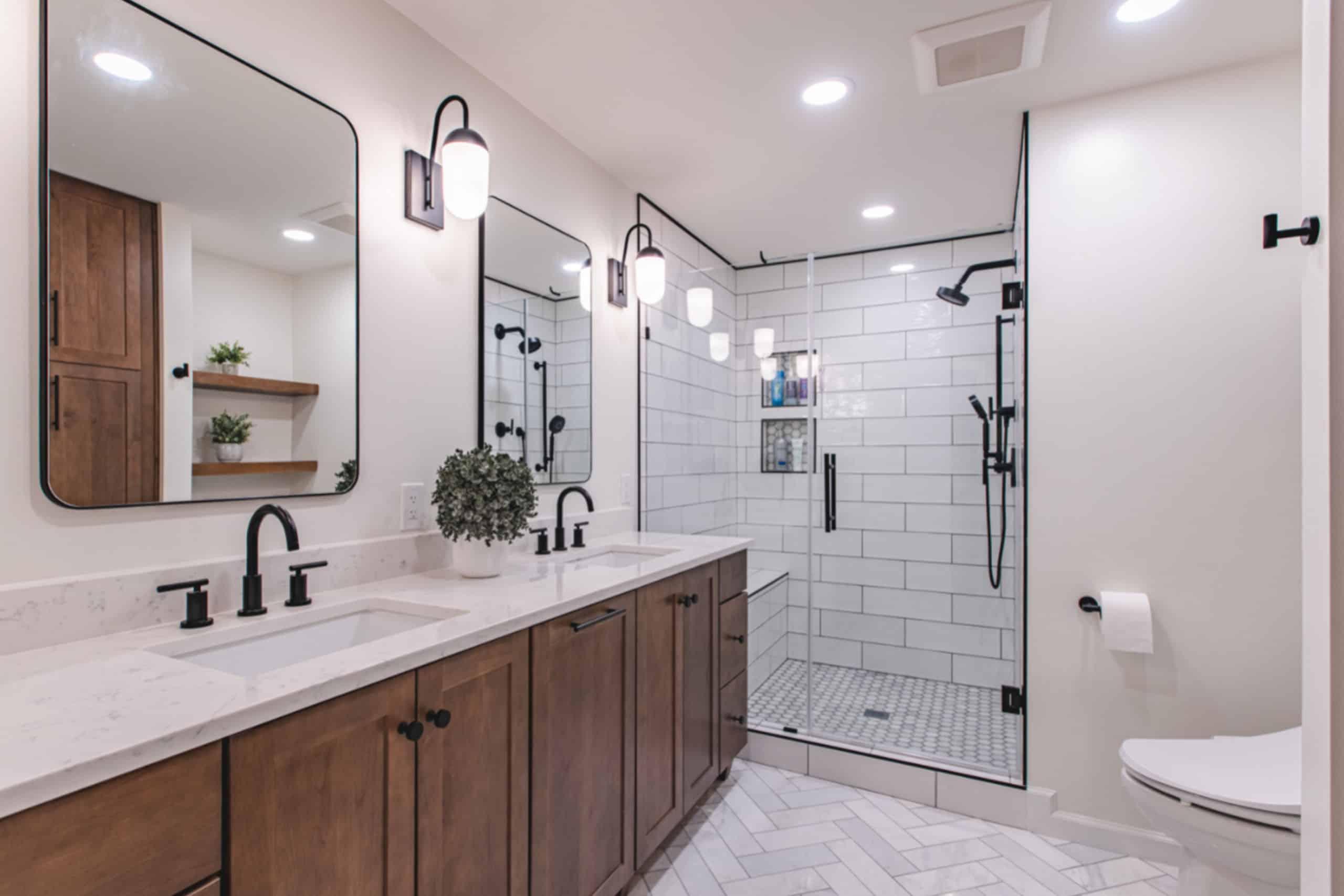 Fairfax KB Falls Church Bathroom
